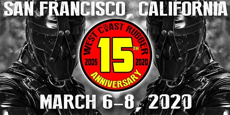 West Coast Rubber 2020: 15th Anniversary! tickets