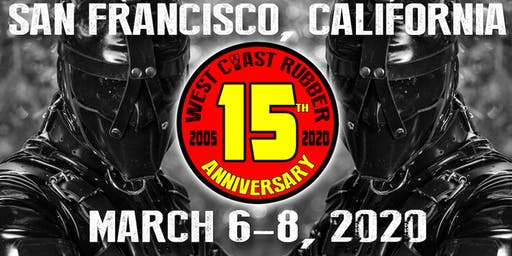 West Coast Rubber 2020: 15th Anniversary!