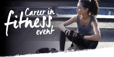 Career in Fitness tickets