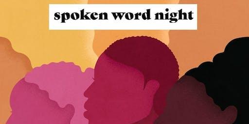 WWBL Spoken Word Night ~ December 2019 Edition