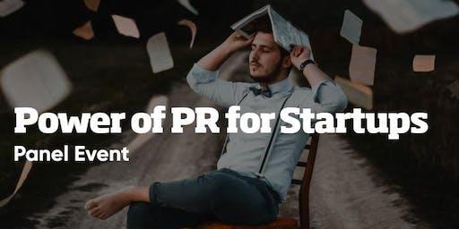 TEC SG | Power of PR for Startup