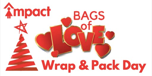 Bags of Love: Wrap & Pack Day