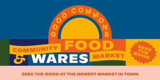 Good Commons - Community Food & Wares Market