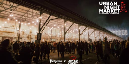 Munich Winter Night Market 2019 hosted by Frangelico
