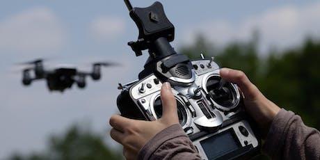 Meet the Market télé-pilote de drone Tickets
