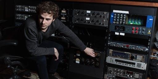 Audio-Masterclass mit Ricky Damian