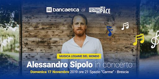 Alessandro Sipolo in concerto