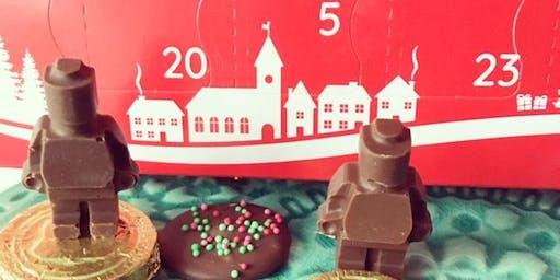 Children's Chocolate Advent Calender Workshop