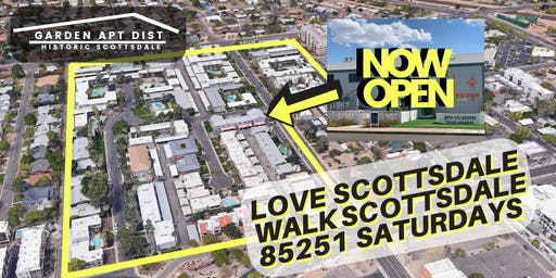 WALK SCOTTSDALE | Historic Old Town Art, Real Estate and History Tour