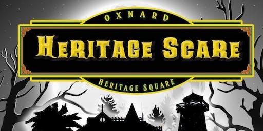 Oxnard Steampunk Fest - Heritage Scare!