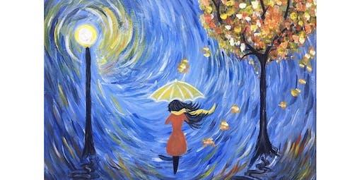 Umbrella Girl -Sherman Oaks (2019-12-18 starts at 7:00 PM)