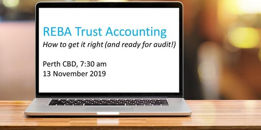 REBA Trust Accounting: how to get it right