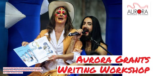 Aurora Grants Writing Workshop