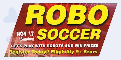 ROBO SOCCER (for Juniors)