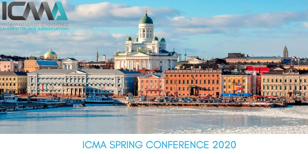Spring Conference 2020.Icma Spring Conference 2020 Tickets Thu May 7 2020 At 9