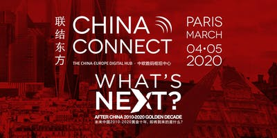 CHINA CONNECT Paris 2020