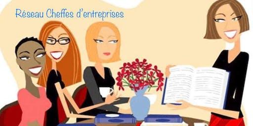 Apéro des Cheffes d'entreprises