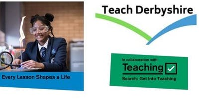 Teach Derbyshire Train to Teach Roadshow