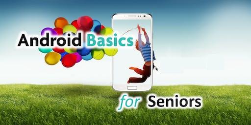 eWorkshop: Android Basics for Seniors