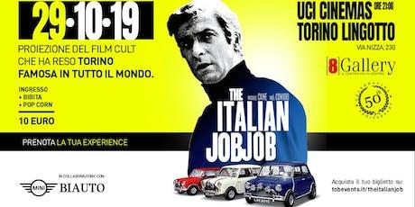 THE ITALIAN JOB NIGHT biglietti