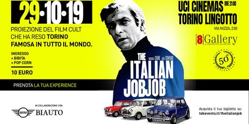 THE ITALIAN JOB NIGHT