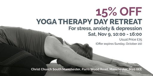 A Day Retreat - Building Resilience to Stress, Anxiety & Depression