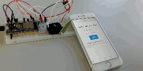 Atelier d'initiation aux objets connecté sur ESP32S billets