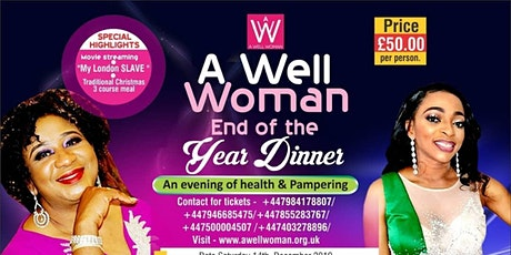 Health & Pampering Evening tickets