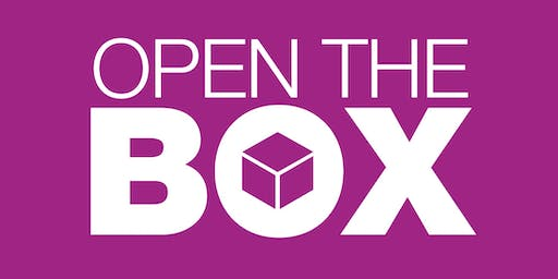 Open the Box - Diary of a Disciple