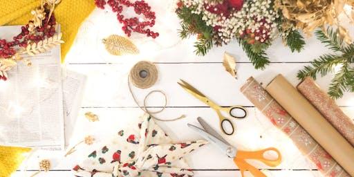 Heure du conte & Atelier créatif spécial Noël