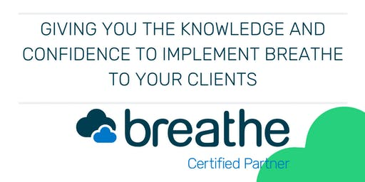 Breathe Partner Training Session 1 - The Partner Hub