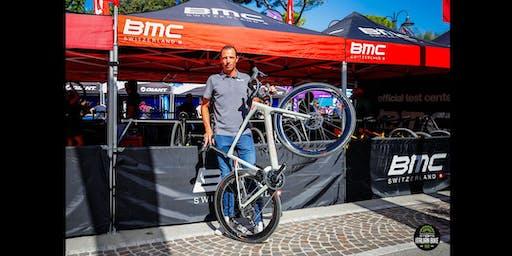 BMC Bike Experience con Alessandro Ballan @ Shimano Steps Italian Bike Test