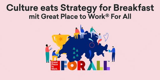 Neues Model Great Place to Work® FOR ALL