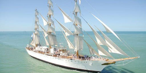 FRIGATE `LIBERTAD RETURNS TO LONDON AFTER 17 YEARS