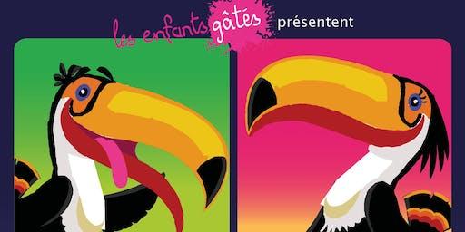 IMPRO SHOW  : Cabaret d'improvisation au TOUCAN
