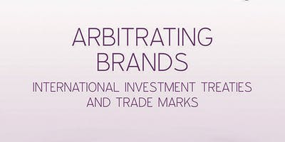 Book Launch: Arbitrating Brands (2019)