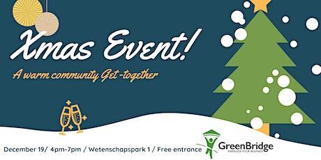 GreenBridge Xmas event tickets