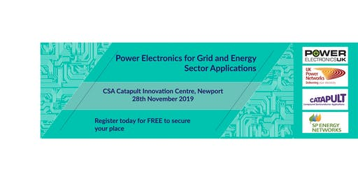 Power Electronics for Grid and Energy Sector Applications
