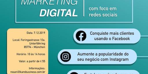 Marketing Digital com foco em Facebook e Instagram