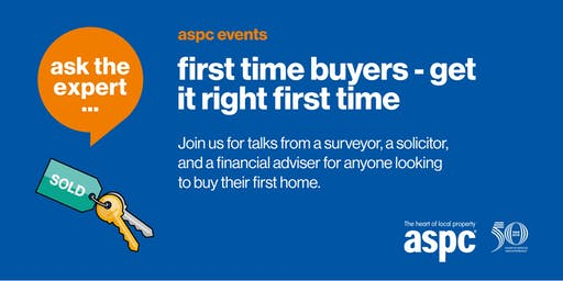 First Time Buyers - Get it right first time