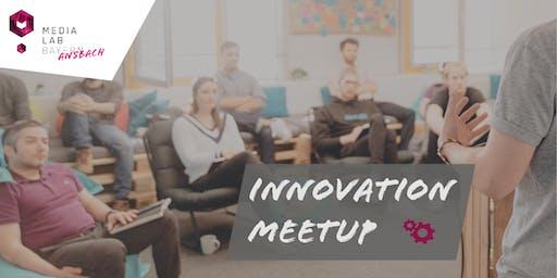 """Innovation Meetup """"So geht PR in der Zukunft"""""""