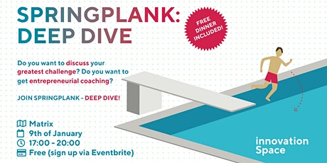 Springplank - DEEP DIVE tickets
