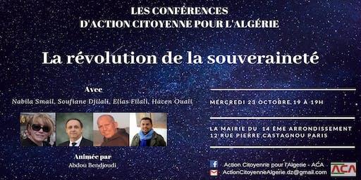 Conférence-débat : La révolution de la souverainet