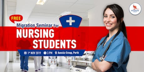 FREE Migration Seminar for Nursing Students tickets