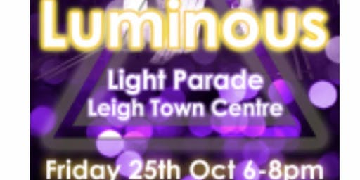"""Luminous"" - Leigh's light night"