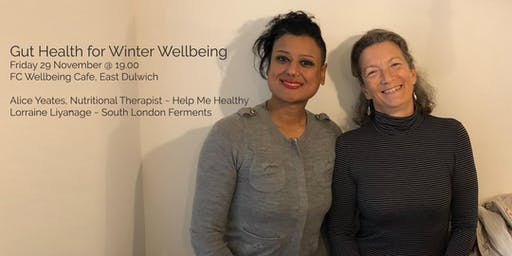 Gut Health Workshop at FC Wellbeing Cafe