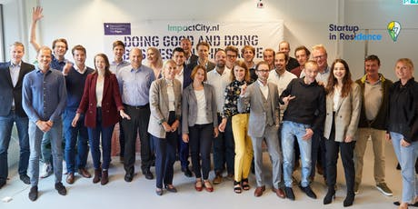 Demo Day Startup in Residence The Hague tickets