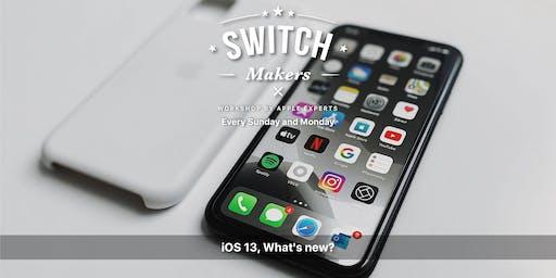 iOS 13, What's New? - Sarawak (Aeon Kuching Central)