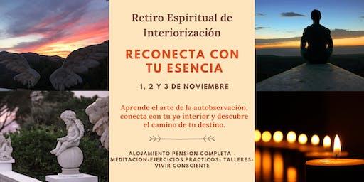 Retiro Espiritual de Interiorización