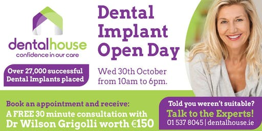 Dental Implant Open Day